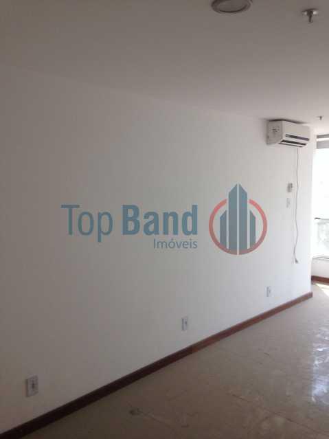 IMG_9336 - Sala Comercial 22m² para venda e aluguel Estrada dos Bandeirantes,Barra da Tijuca, Rio de Janeiro - R$ 120.000 - TISL00074 - 3