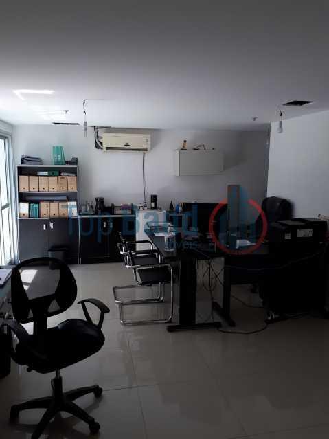 20180110_114922 - Sala Comercial 82m² para venda e aluguel Curicica, Rio de Janeiro - R$ 520.000 - TISL00076 - 1