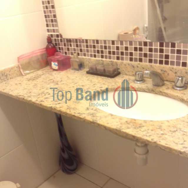 IMG_1454 - Apartamento à venda Avenida Embaixador Abelardo Bueno,Barra da Tijuca, Rio de Janeiro - R$ 600.000 - TIAP20202 - 11