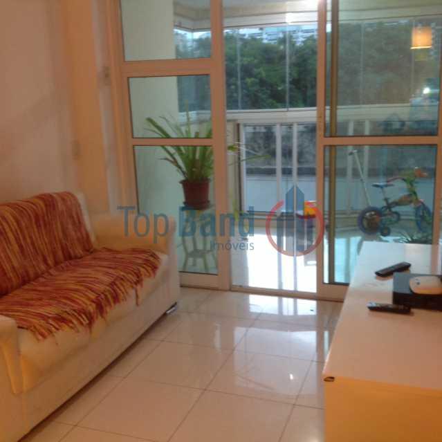 IMG_1461 - Apartamento à venda Avenida Embaixador Abelardo Bueno,Barra da Tijuca, Rio de Janeiro - R$ 600.000 - TIAP20202 - 1