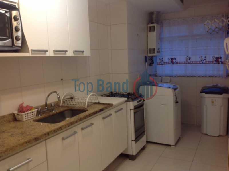 IMG_1465 - Apartamento à venda Avenida Embaixador Abelardo Bueno,Barra da Tijuca, Rio de Janeiro - R$ 600.000 - TIAP20202 - 6