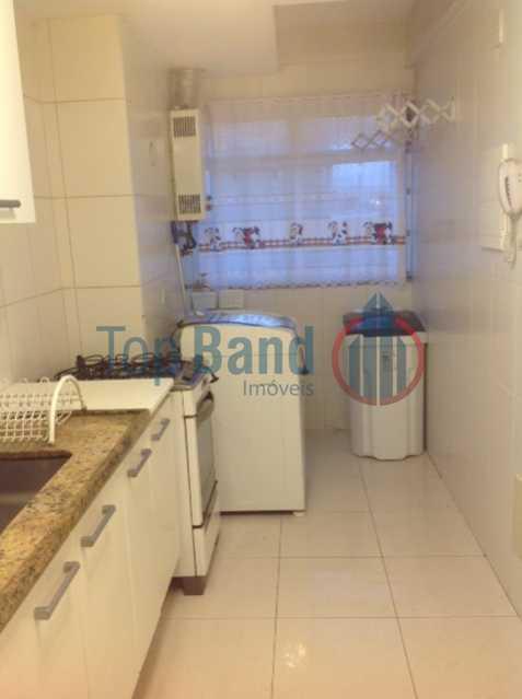 IMG_1467 - Apartamento à venda Avenida Embaixador Abelardo Bueno,Barra da Tijuca, Rio de Janeiro - R$ 600.000 - TIAP20202 - 10