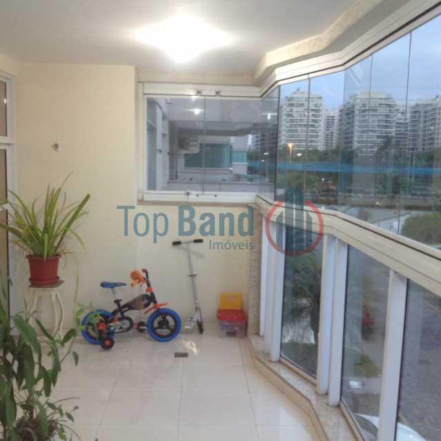 IMG_1473 - Apartamento à venda Avenida Embaixador Abelardo Bueno,Barra da Tijuca, Rio de Janeiro - R$ 600.000 - TIAP20202 - 5