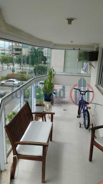 IMG_20180115_104645600 - Apartamento à venda Avenida Embaixador Abelardo Bueno,Barra da Tijuca, Rio de Janeiro - R$ 600.000 - TIAP20202 - 14