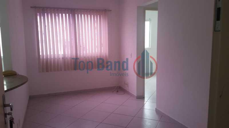 FOTO 01 - Apartamento Para Alugar - Curicica - Rio de Janeiro - RJ - TIAP20204 - 1