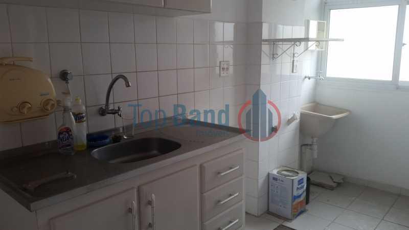 FOTO 16 - Apartamento Para Alugar - Curicica - Rio de Janeiro - RJ - TIAP20204 - 17