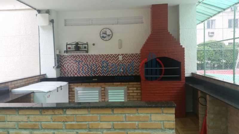 FOTO 22 - Apartamento Para Alugar - Curicica - Rio de Janeiro - RJ - TIAP20204 - 23