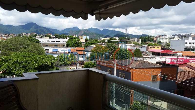 FOTO 01 - Apartamento Rua Caçu,Taquara,Rio de Janeiro,RJ À Venda,2 Quartos,62m² - TIAP20215 - 1