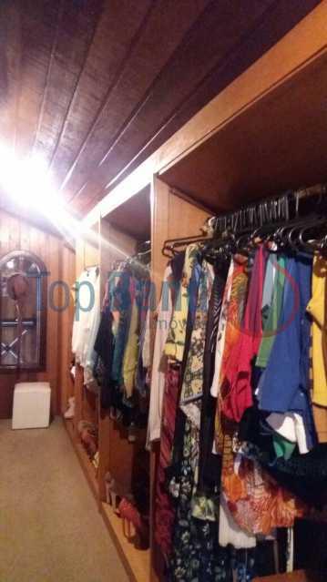 suite master closet - Casa Estrada do Cantagalo,Campo Grande, Rio de Janeiro, RJ À Venda, 10 Quartos - TICA100001 - 8