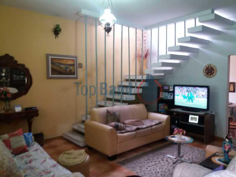 image. - Casa à venda Rua Renato Meira Lima,Tanque, Rio de Janeiro - R$ 580.000 - TICA60001 - 9