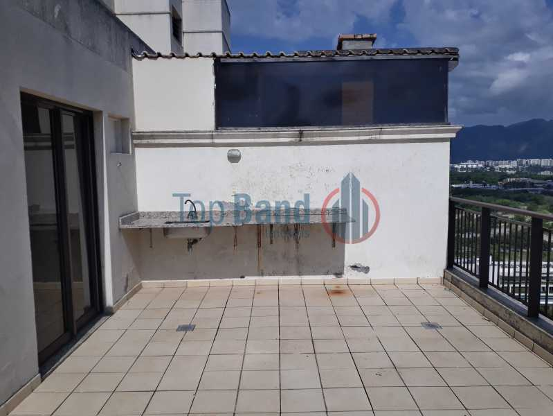 image. - Cobertura à venda Rua Bauhíneas da Península,Barra da Tijuca, Rio de Janeiro - R$ 945.000 - TICO20005 - 16