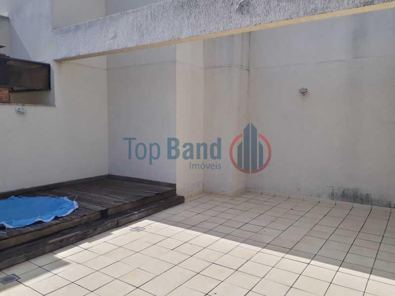 image. - Cobertura à venda Rua Bauhíneas da Península,Barra da Tijuca, Rio de Janeiro - R$ 945.000 - TICO20005 - 18