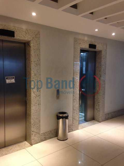 IMG_9395 - Sala Comercial 65m² para venda e aluguel Estrada dos Bandeirantes,Recreio dos Bandeirantes, Rio de Janeiro - R$ 360.000 - TISL00087 - 21