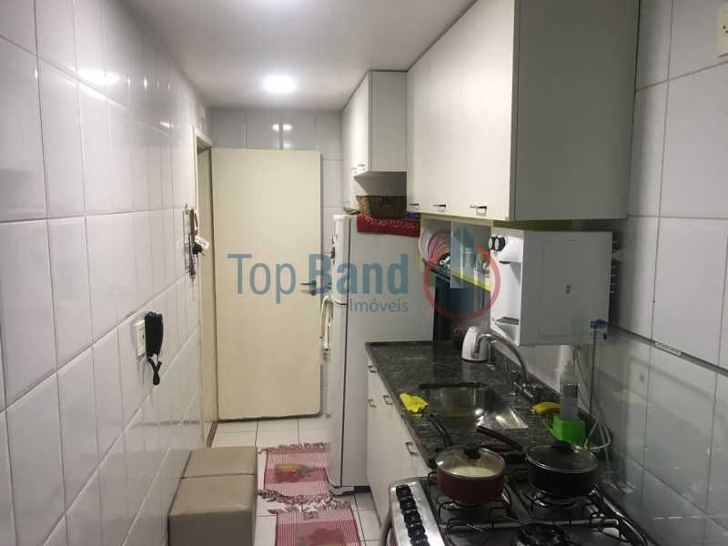 HAMD4156 - Apartamento Rua Aroazes,Jacarepaguá, Rio de Janeiro, RJ À Venda, 2 Quartos, 70m² - TIAP20249 - 16