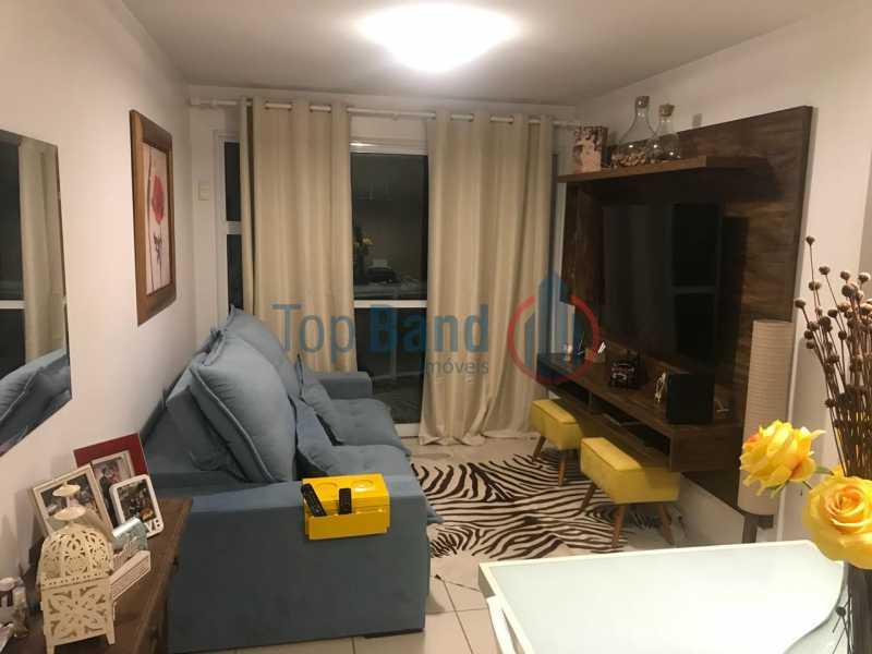 RVIB5348 - Apartamento Rua Aroazes,Jacarepaguá, Rio de Janeiro, RJ À Venda, 2 Quartos, 70m² - TIAP20249 - 3