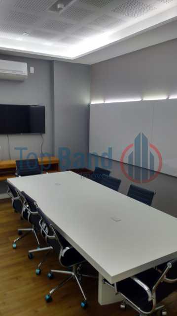 IMG_20180810_103928954_HDR - Sala Comercial 21m² à venda Avenida das Américas,Recreio dos Bandeirantes, Rio de Janeiro - R$ 140.000 - TISL00089 - 23