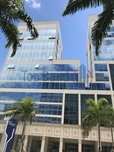 IMG-20180820-WA0031 - Sala Comercial 31m² à venda Avenida Embaixador Abelardo Bueno,Jacarepaguá, Rio de Janeiro - R$ 178.000 - TISL00090 - 1