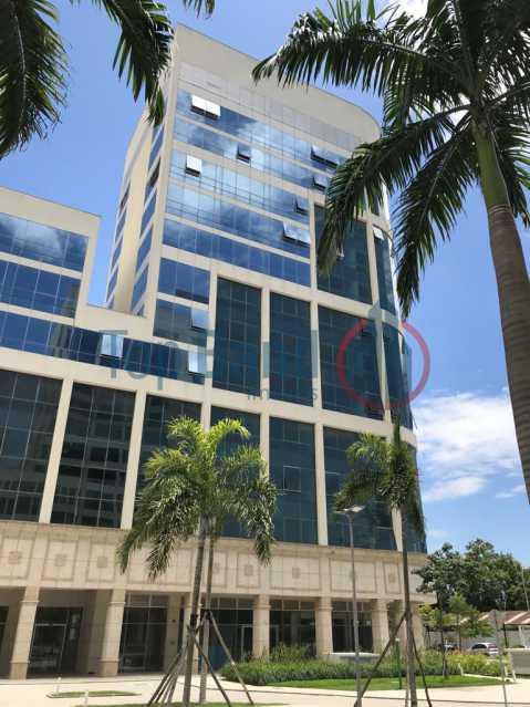 IMG-20180820-WA0032 - Sala Comercial 31m² à venda Avenida Embaixador Abelardo Bueno,Jacarepaguá, Rio de Janeiro - R$ 178.000 - TISL00090 - 4