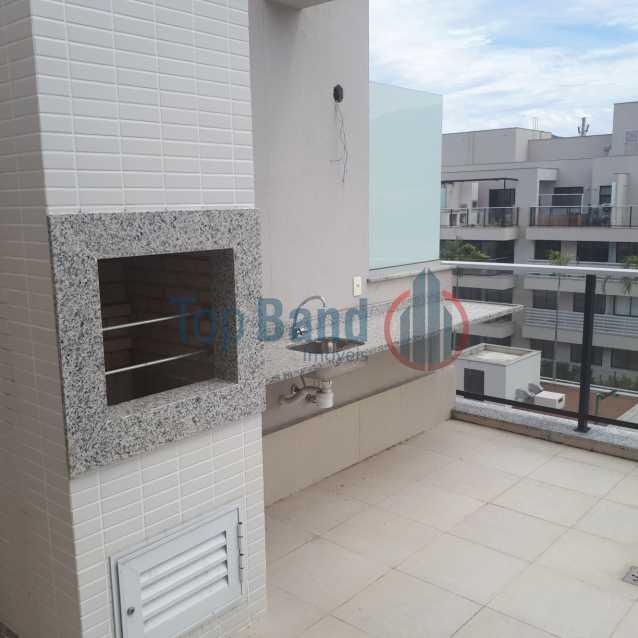 20180918_100730_resized - Cobertura 4 quartos à venda Recreio dos Bandeirantes, Rio de Janeiro - R$ 1.060.000 - TICO40008 - 16