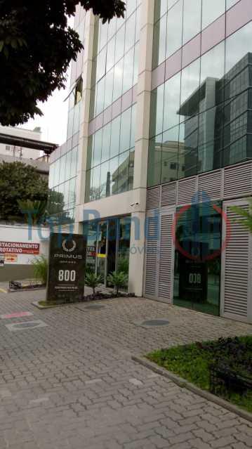 WhatsApp Image 2018-09-17 at 1 - Sala Comercial Avenida Geremário Dantas,Pechincha,Rio de Janeiro,RJ Para Alugar,23m² - TISL00099 - 1