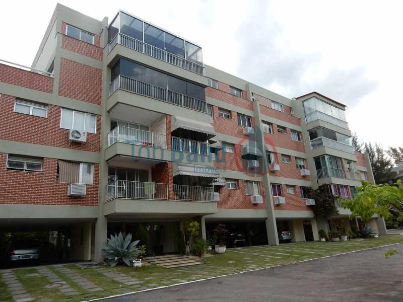 10_cobertura_fachada - Cobertura à venda Rua Zoila de Abreu Teixeira,Barra da Tijuca, Rio de Janeiro - R$ 2.700.000 - TICO40009 - 27