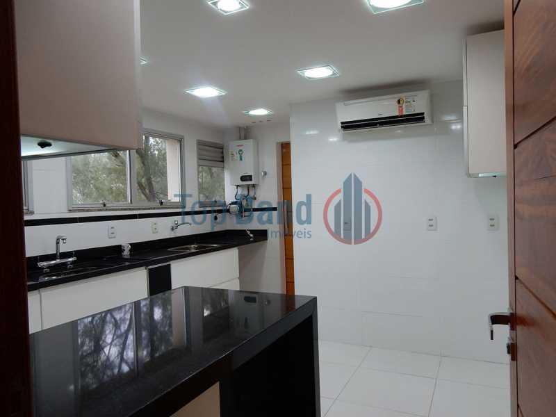 16_cobertura_1andar_cozinha01 - Cobertura à venda Rua Zoila de Abreu Teixeira,Barra da Tijuca, Rio de Janeiro - R$ 2.700.000 - TICO40009 - 9