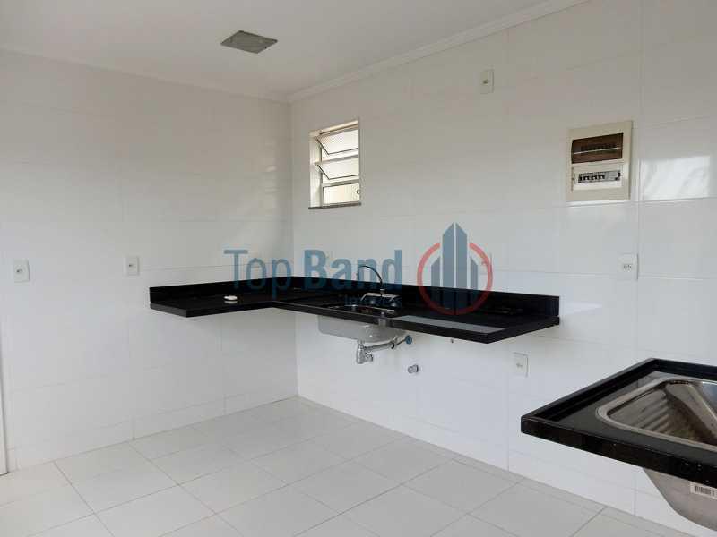 40_cobertura_2andar_coz_area - Cobertura à venda Rua Zoila de Abreu Teixeira,Barra da Tijuca, Rio de Janeiro - R$ 2.700.000 - TICO40009 - 23