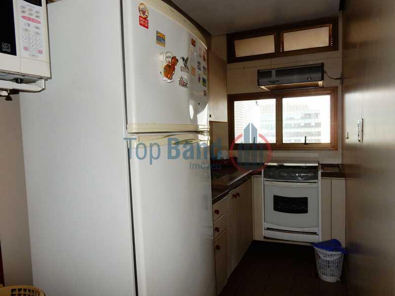 04_1209_La Reserve_cozinha - Loft à venda Avenida Lúcio Costa,Barra da Tijuca, Rio de Janeiro - R$ 790.000 - TILO10001 - 10