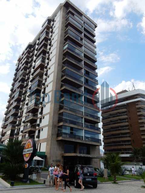 01_1_La Reserve_fachada02 - Loft à venda Avenida Lúcio Costa,Barra da Tijuca, Rio de Janeiro - R$ 850.000 - TILO10002 - 24