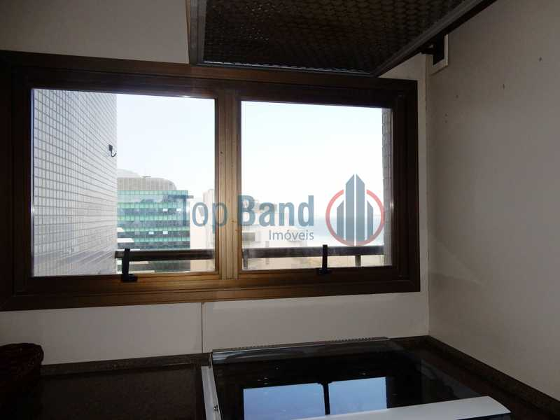 05_1209_La Reserve_cozinhavist - Loft à venda Avenida Lúcio Costa,Barra da Tijuca, Rio de Janeiro - R$ 850.000 - TILO10002 - 3