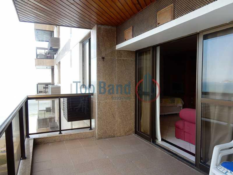 08_1209_La Reserve_varanda - Loft à venda Avenida Lúcio Costa,Barra da Tijuca, Rio de Janeiro - R$ 850.000 - TILO10002 - 11