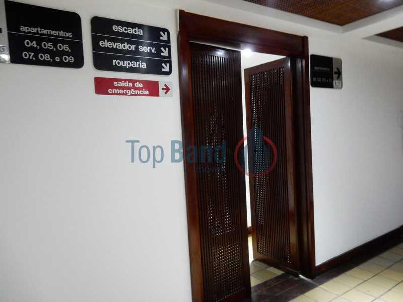 11_1_La Reserve_corredorentrad - Loft à venda Avenida Lúcio Costa,Barra da Tijuca, Rio de Janeiro - R$ 850.000 - TILO10002 - 22