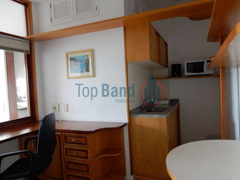 04_1208_La Reserve_cozinha_esc - Loft à venda Avenida Lúcio Costa,Barra da Tijuca, Rio de Janeiro - R$ 850.000 - TILO10002 - 15