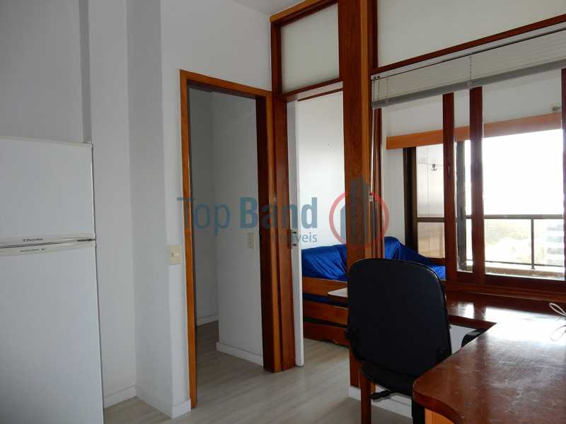 02_1208_La Reserve_cozinha_esc - Loft à venda Avenida Lúcio Costa,Barra da Tijuca, Rio de Janeiro - R$ 850.000 - TILO10002 - 1