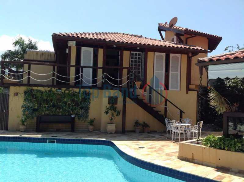 IMG-20181022-WA0014 - Casa em Condomínio à venda Avenida Boulevard Mar Azul,Bracuí (Cunhambebe), Angra dos Reis - R$ 4.300.000 - TICN40057 - 1