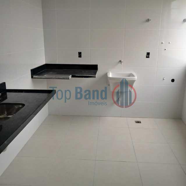 4ae8c1fc-1dfc-408f-9043-0d22b1 - Apartamento À Venda Avenida Jarbas de Carvalho,Recreio dos Bandeirantes, Rio de Janeiro - R$ 420.000 - TIAP20310 - 13