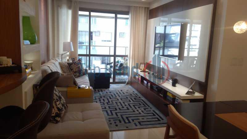 IMG_20190511_090445 - Apartamento Estrada do Guanumbi,Freguesia (Jacarepaguá),Rio de Janeiro,RJ À Venda,3 Quartos,74m² - TIAP30237 - 3