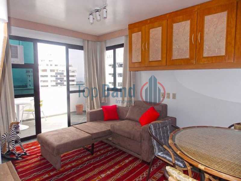 318915005496707 - Apartamento à venda Avenida Alfredo Baltazar da Silveira,Recreio dos Bandeirantes, Rio de Janeiro - R$ 590.000 - TIAP20335 - 5