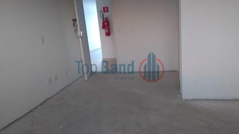 IMG_20190611_164220 - Sala Comercial 22m² À Venda Avenida Geremário Dantas,Pechincha, Rio de Janeiro - R$ 100.000 - TISL00107 - 6