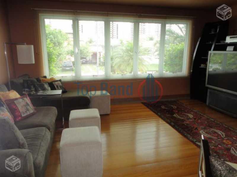 4858700395 - Casa em Condomínio para venda e aluguel Rua Zeno Zani,Barra da Tijuca, Rio de Janeiro - R$ 4.300.000 - TICN40074 - 5
