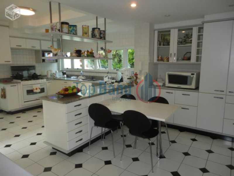 4873987925 - Casa em Condomínio para venda e aluguel Rua Zeno Zani,Barra da Tijuca, Rio de Janeiro - R$ 4.300.000 - TICN40074 - 6