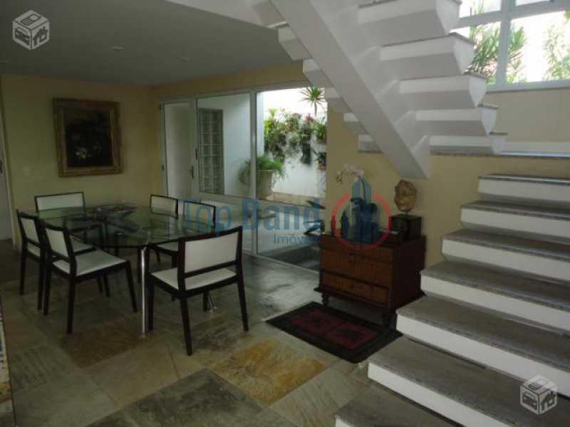 4884449769 - Casa em Condomínio para venda e aluguel Rua Zeno Zani,Barra da Tijuca, Rio de Janeiro - R$ 4.300.000 - TICN40074 - 4