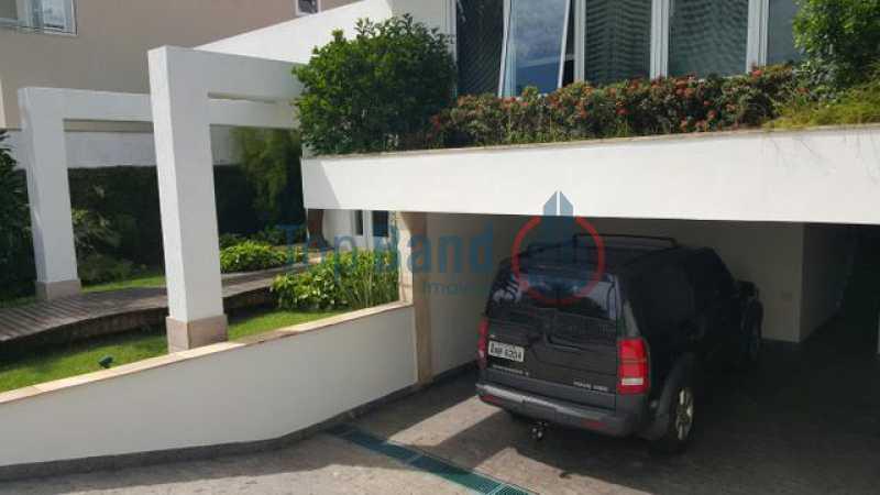211630030320254 - Casa em Condomínio para venda e aluguel Rua Zeno Zani,Barra da Tijuca, Rio de Janeiro - R$ 4.300.000 - TICN40074 - 3