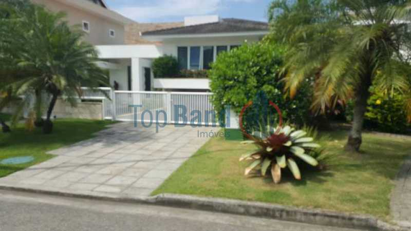 211630030395527 - Casa em Condomínio para venda e aluguel Rua Zeno Zani,Barra da Tijuca, Rio de Janeiro - R$ 4.300.000 - TICN40074 - 1