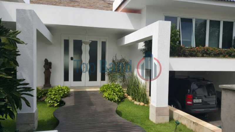 214630031850141 - Casa em Condomínio para venda e aluguel Rua Zeno Zani,Barra da Tijuca, Rio de Janeiro - R$ 4.300.000 - TICN40074 - 9