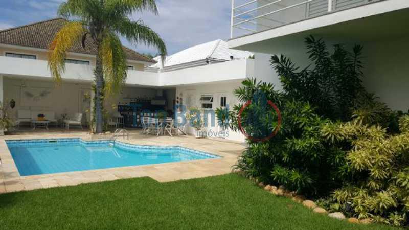 214630033644311 - Casa em Condomínio para venda e aluguel Rua Zeno Zani,Barra da Tijuca, Rio de Janeiro - R$ 4.300.000 - TICN40074 - 8