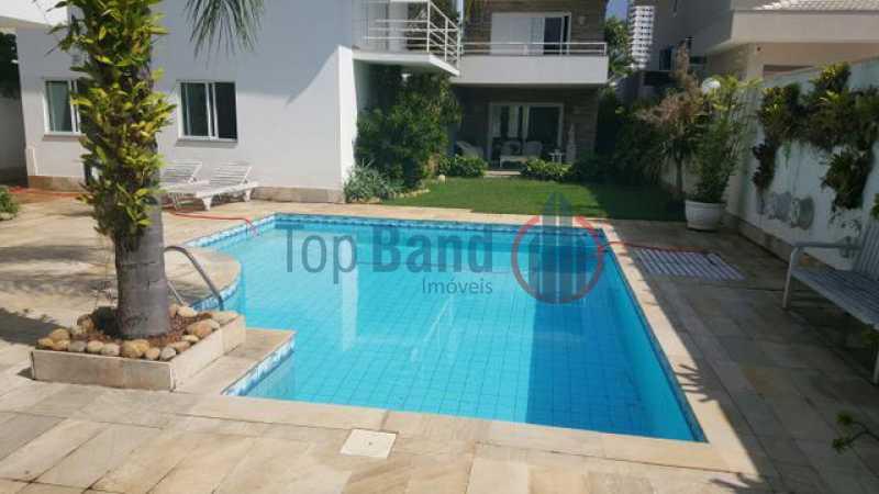 214630039737256 - Casa em Condomínio para venda e aluguel Rua Zeno Zani,Barra da Tijuca, Rio de Janeiro - R$ 4.300.000 - TICN40074 - 20
