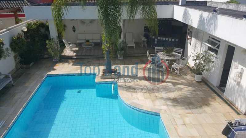 216630038913176 - Casa em Condomínio para venda e aluguel Rua Zeno Zani,Barra da Tijuca, Rio de Janeiro - R$ 4.300.000 - TICN40074 - 22