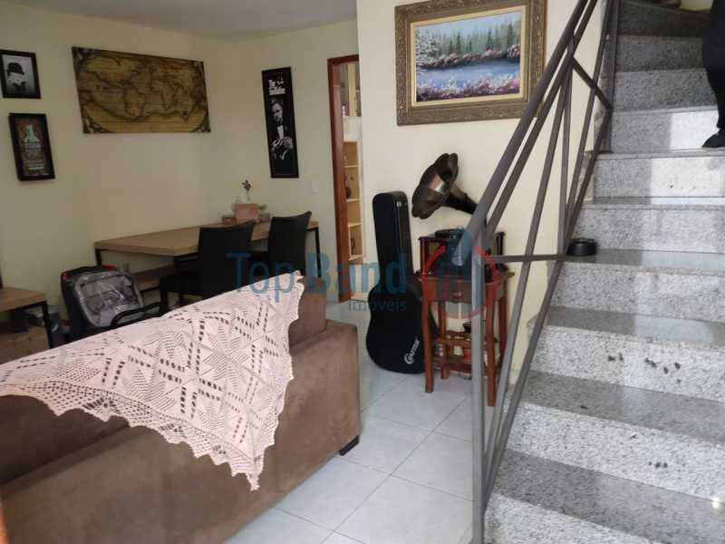 b5f2484f-5931-4aba-b89f-51e330 - Casa em Condomínio à venda Rua Casa Grande,Jacarepaguá, Rio de Janeiro - R$ 350.000 - TICN20013 - 1