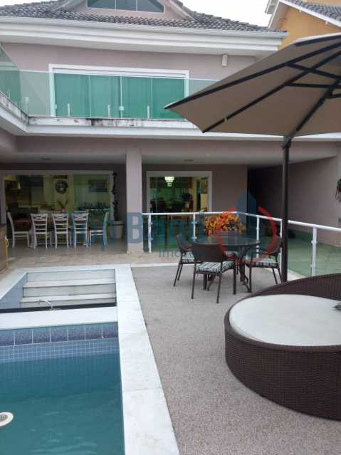 1e9e0c5e-fda3-48cb-80c0-818c32 - Casa em Condomínio à venda Rua Altamiro Carrilho (Cond Sandlake),Recreio Dos Bandeirante, Rio de Janeiro - R$ 1.580.000 - TICN30056 - 1